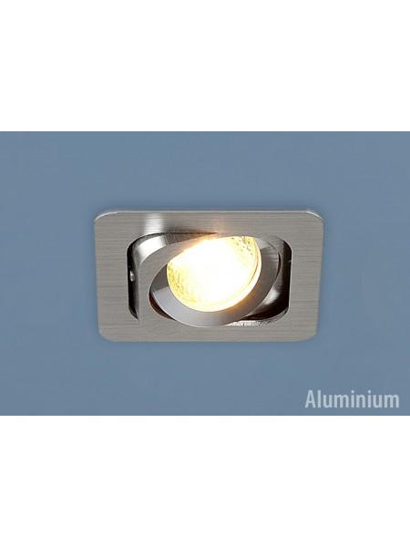 Алюминиевый точечный светильник 1021/1 MR16 CH хром Elektrostandard