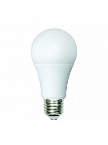 Лампа светодиодная 9Вт E27 A60 3000К 720Лм матовая175-250В грушевидная Bicolor UL-00001569 Uniel