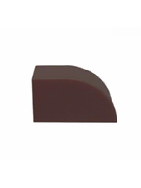 Кабель-канал аксесс. Заглушка (орех темный) 12х12 (уп.4шт) 50.17.005.011 Tplast