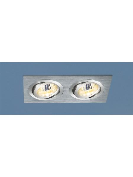 Алюминиевый точечный светильник 1011/2 MR16 CH хром Elektrostandard