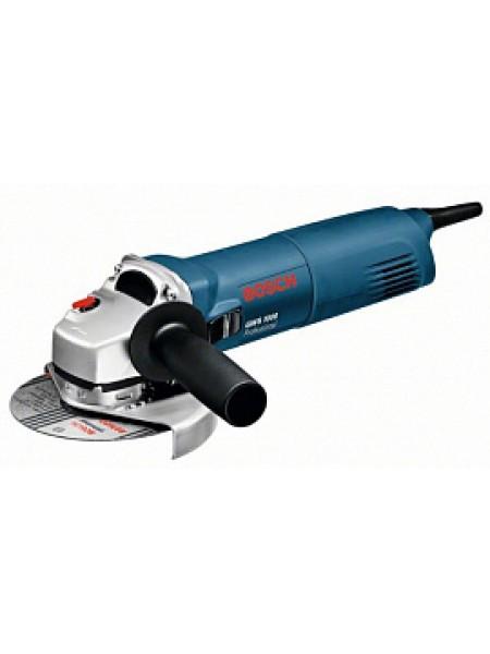 Угловая шлифмашина (болгарка) (УШМ) Bosch GWS 1000 0.601.821.8R0
