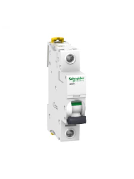 Автоматический выключатель модульный Schneider Electric iC60N 1п 4А B 6кA AC (перемен.) (A9F73104)