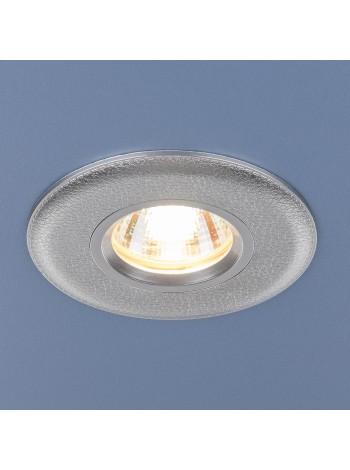 Точечный светильник 107 MR16 SL серебро Elektrostandard