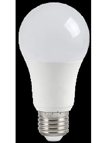 Лампа светодиодная 11Вт Е27 A60 4000K 990Лм матовая 220В Грушевидная ECO LLE-A60-11-230-40-E27 IEK