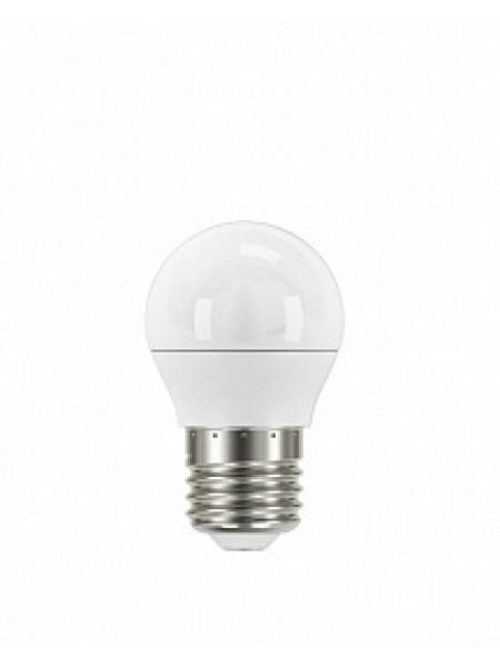 Лампа светодиодная 5,4Вт E27 G45 2700К 470Лм матовая 230В шар 4052899971646 OSRAM