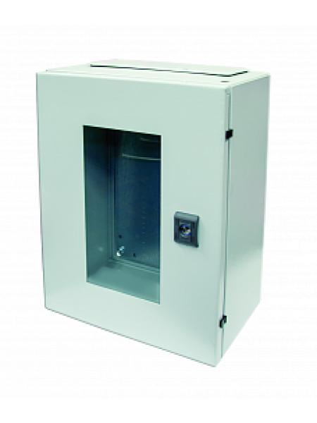 Корпус ST с прозрачной дверью и с монтажной платой Размер: 600 x 600 x 250 мм (В х Шх Г) R5STX0669 DKC