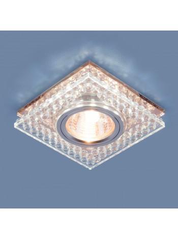 Точечный светодиодный светильник 8391 MR16 CL/GC прозрачный/тонированный Elektrostandard