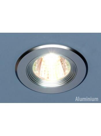 Точечный светильник из алюминия 5501 MR16 SS сатин серебро Elektrostandard