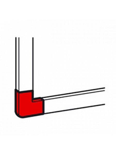 Кабель-канал аксс. Metra Плоский угол 40x16 мм Legrand 638153 (уп.10шт)