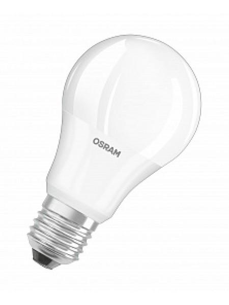 Лампа светодиодная 6Вт E27 A40 2700К 470Лм матовая 230В грушевидная 4052899971516 OSRAM