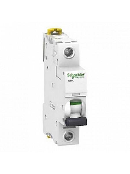 Автоматический выключатель модульный Schneider Electric iC60L 1п 10А C 25кA AC (перемен.) (A9F94110)