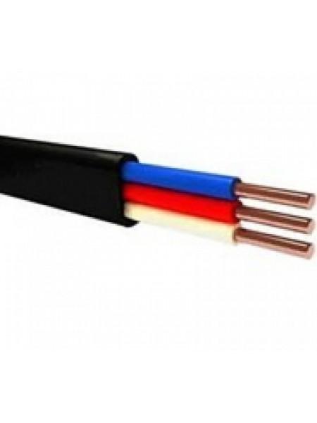 ВВГ-П 3 * 1.5 (ож) -0,66 кабель Эксвайер(уп.100-200м)