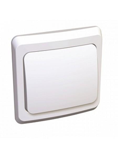 Выключатель/ переключатель одноклавишный скрытой установки BC10-004B ЭТЮД Schneider Electric