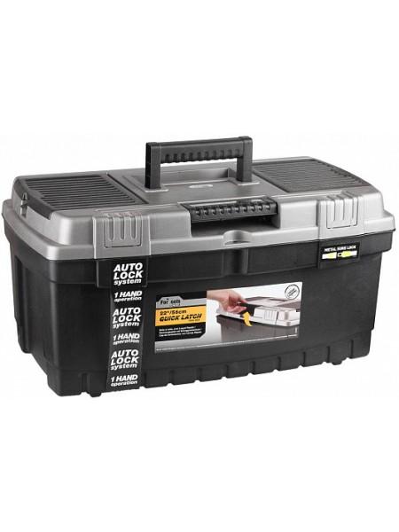 Ящик Хамер 22 пластмассовый для инструмента, 56х31х28см, KETER 38337-22_z01