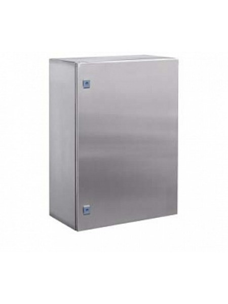 DKC R5CEF10691 Навесной шкаф CE из нержавеющей стали (AISI 304), 1000x600x250мм, с фланцем