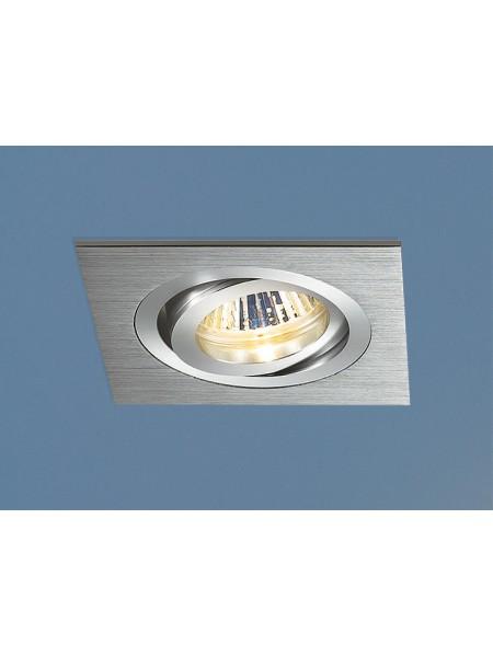 Алюминиевый точечный светильник 1011/1 MR16 CH хром Elektrostandard