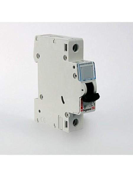 Автоматический выключатель модульный Legrand DX 1п 50А C 6кA (003391)