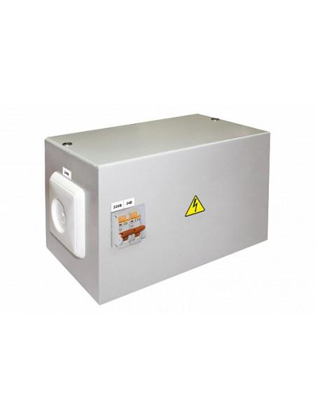 ЯТП-0,25 220/24 - 2 автомата IP54 SQ1601-0015 TDM