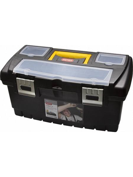 Ящик PRO пластмассовый для инструмента, 19, KETER 38335-19