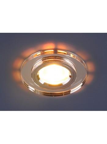 Точечный светильник 8060 MR16 SL зеркальный/серебро Elektrostandard