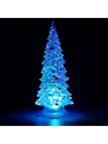 Фигура светодиодная Елочка 200 мм RGB разноцветная 513-023 Neon-Night