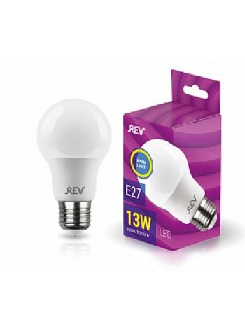 Лампа светодиодная 13Вт Е27 A60 2700К 950Лм матовая 180-240В грушевидная 32346 4 TM REV