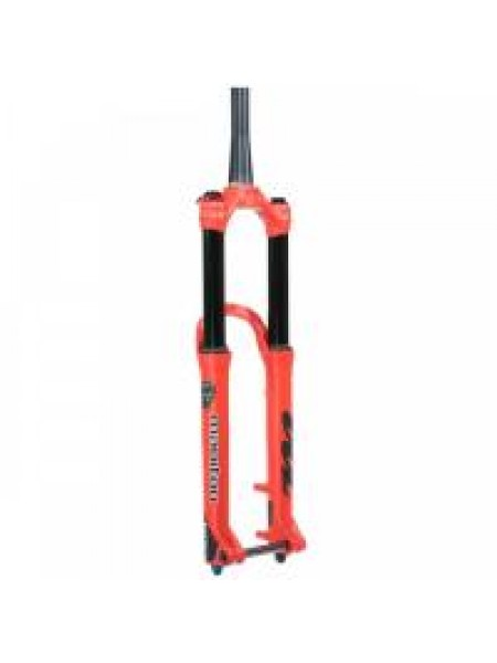 """Аморт.вилка Manitou Mattoc PRO 3 27.5"""" Boost 160mm Tapered 15mm Axle Matte Red (191-33673-A002)"""