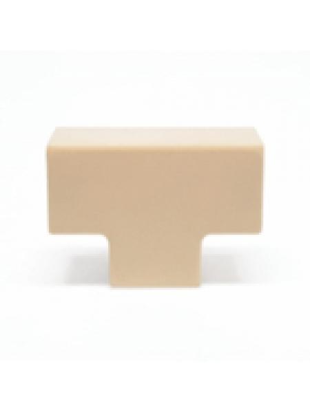 Кабель-канал аксесс. угол T-образный (сосна) 12х12 (уп.4шт) 50.16.004.011 Tplast