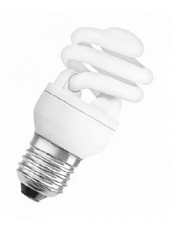 Лампа КЛЛ энергосберегающая 15Вт Е14 DSST MCTW 15W/840 4000К спираль, холодный свет 103х48 4052899917774 OSRAM