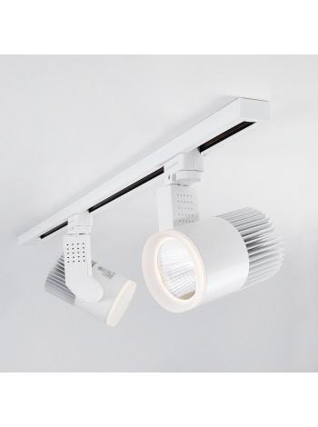 Трековый светодиодный светильник для однофазного шинопровода Accord 30W 3300K LTB20 Elektrostandard (Электростандарт)