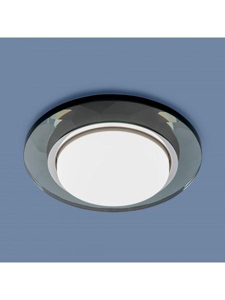 Встраиваемый точечный светильник 1061 GX53 Grey серый Elektrostandard