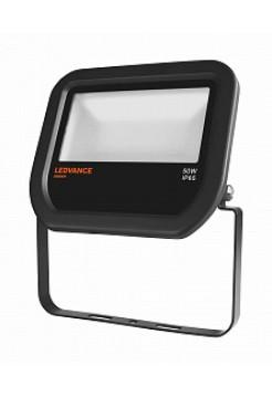 Прожектор светодиодный 50Вт FLOOD LED BLACK 3000K IP65 подвесной 5000Лм теплый 4058075097568 Osram / LEDVANCE