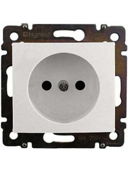 Розетка одноместная 16А белая (694268) Valena Legrand