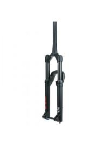 """Аморт.вилка Manitou Machete J-Unit 24"""" Boost 120mm Tapered 15mm Axle Matte Black (191-36152-A002)"""