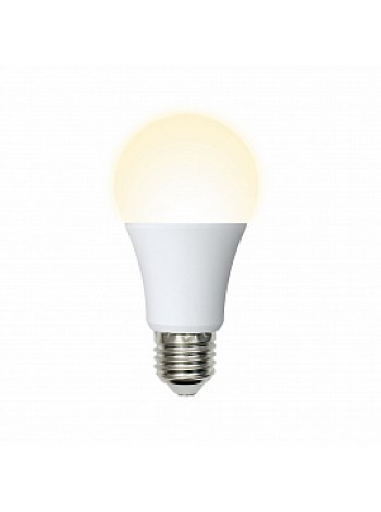 Лампа светодиодная 16Вт E27 A60 3000К 1450Лм матовая 175-250В груша Norma ( LED-A60-16W/WW/E27/FR/NR ) UL-00004027 Uniel