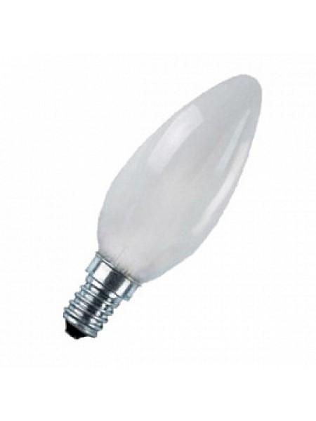 Лампа ДС 60Вт Е14 матовая CLAS B35 FR 4008321410719 OSRAM