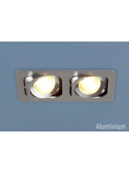 Алюминиевый точечный светильник 1021/2 MR16 CH хром Elektrostandard