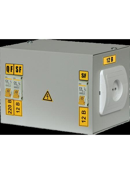 ЯТП-0,25 230/12-2 36 УХЛ4 IP31 ящик с трансформатором ОСО MTT12-012-0250 IEK