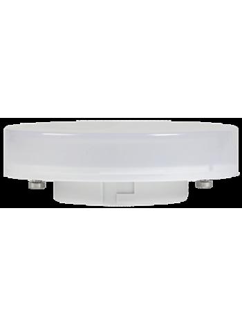 Лампа светодиодная 6,0Вт GX53 T75 3000К 540Лм матовая 230В таблетка ECO LLE-T80-6-230-30-GX53 IEK