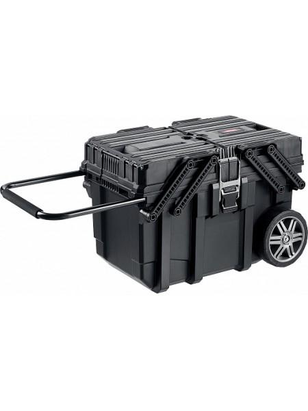 Ящик для инструментов на колесах JOB BOX, 22, KETER 38392-25
