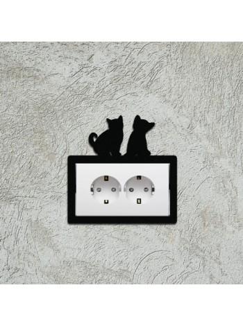 Декоративная рамка для выключателя  УЮТ